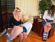 mistress-spanking-schoolgirls (5)